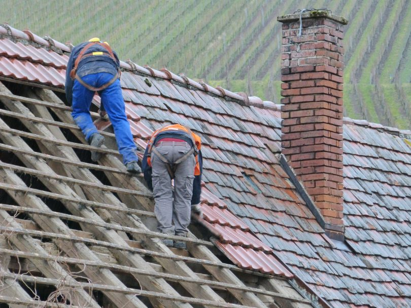 Replacing A Roof