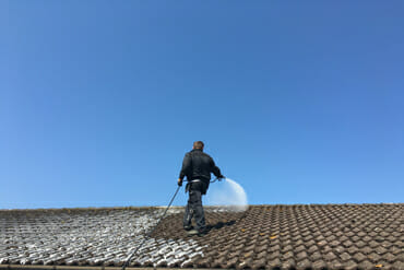 roof cleaning | All Clean