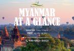 Myanmar group tours
