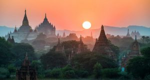 Myanmar group tours