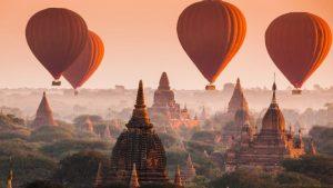 Myanmar wellness holidays