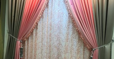 Customized curtains and blinds store in dubai