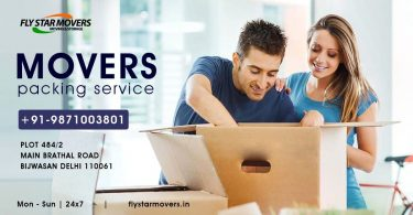 Relocation Service in Delhi