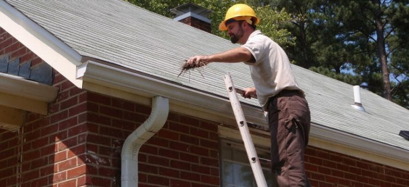 Gutter cleaning | All-Clean!