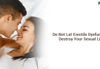 Do Not Let Erectile Dysfunction Destroy Your Sexual Life