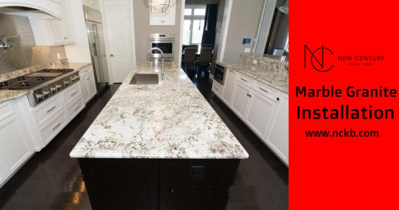 marble granite installation services