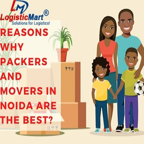 Packers and Movers in Greater Noida _ LogisticMart