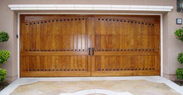 Decorative Wooden Gates