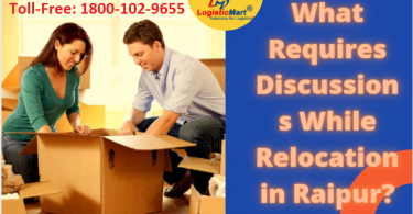 Packers and Movers in Raipur