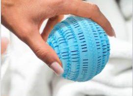 Laundry detergent balls