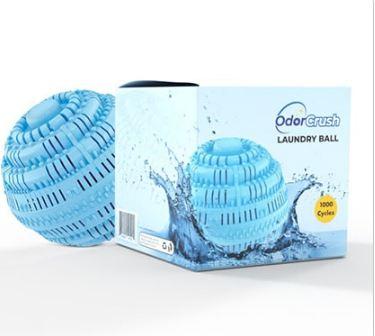 detergent ball for washing machine