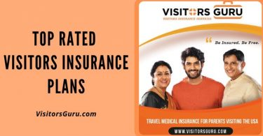 Visitor Health Insurance Plans