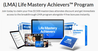 Life Mastery Achievers Course Reviews