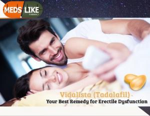 Vidalista pills