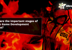 What are the Important Stages of Mobile Game Development Process?