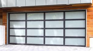 glass garage doors in San Diego