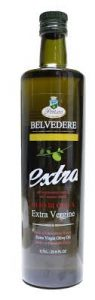 """Cold Pressed Extra Virgin Olive """"Belvedere"""" By Portaro 750ml"""