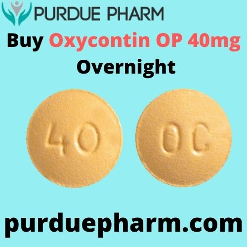 Buy Oxycontin Overnight In US