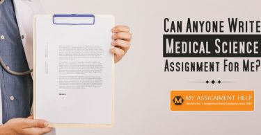 medical science assignment help