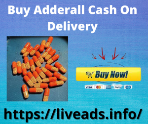 Buy Adderall Cash on Delivery in USA