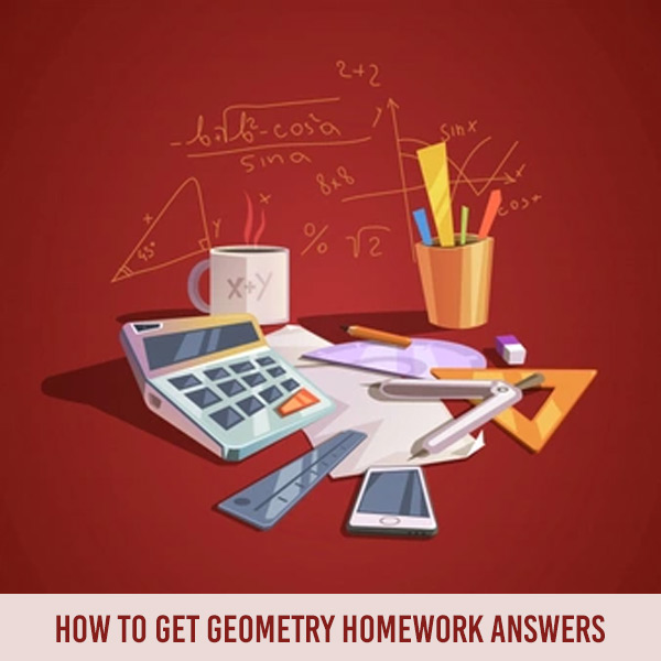 geometry homework answers