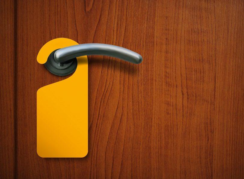 What is door-2-door dispersion ?