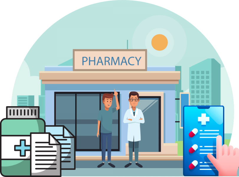 online pharmacy delivery service