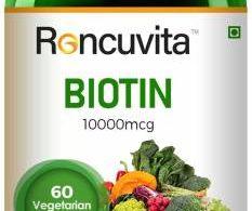 Best Biotin Hair, Skin & Nails Capsules