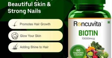 What is a Good Brand of Biotin in India?