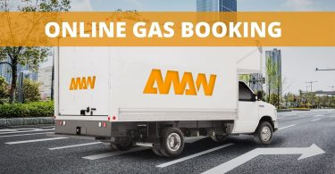 online gas booking